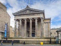 ` S Hall Museum do cirurgião na cidade velha Foto de Stock Royalty Free