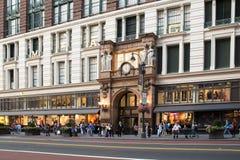 ` S Herald Square NYC de Macy Imagen de archivo libre de regalías