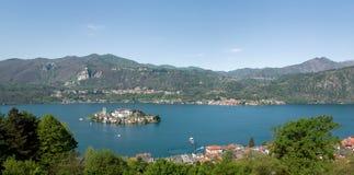 S. het eiland van Giulio Stock Afbeeldingen