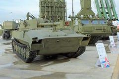 The 2S34 Hosta howitzer Royalty Free Stock Photo