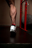 That's How You Train Legs Calves Stock Photography