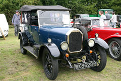 1920s Humber soft top tourer. Royalty Free Stock Photo