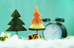 ` S ido, él de Papá Noel frío del ` s Imagen de archivo