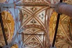 S Iglesia Verona de Anastasia imágenes de archivo libres de regalías