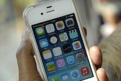 4s iphone Obrazy Stock