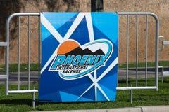 ` S Jimmie Johnson Day de NASCAR no Arizona Fotos de Stock Royalty Free