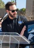 ` S Jimmie Johnson Day di NASCAR in Arizona Immagine Stock Libera da Diritti