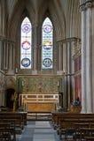 ` S Johannes Kapelle, York-Münster-Kathedrale Stockbild