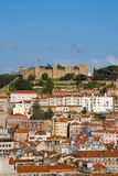 S. Jorge Castle Stock Photography