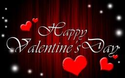 s karciany valentine Zdjęcia Stock