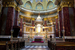 s katedry św Stephen Obrazy Royalty Free