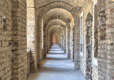 σήραγγα της Πολωνίας s παλατιών κάστρων επισκόπων kielce Στοκ εικόνα με δικαίωμα ελεύθερης χρήσης