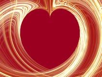 s kierowy valentine Fotografia Royalty Free