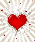 s kierowy valentine ilustracja wektor