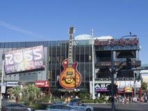 S Las Vegas Blvd, Las Vegas, los E.E.U.U. fotografía de archivo