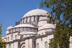 Süleymaniye Mosque, Istanbul Royalty Free Stock Photos