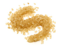 S Like Sugar Royalty Free Stock Photography