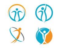 S listu i S logo Obrazy Stock