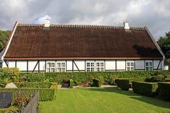 Søllerød Church Vicarage Royalty Free Stock Photo