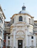 S. Lucia tower, Venice, Italy Stock Photos