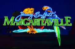 ` S Margaritaville de Jimmy Buffett Images stock