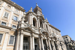 S.Maria Maggiore in Italy Royalty Free Stock Photography