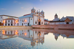 S. Maria`s church, Lagos, Algarve Stock Photos
