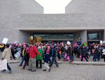 ` S mars, National Gallery de femmes d'Art East Building, Washington, C.C, Etats-Unis Image stock