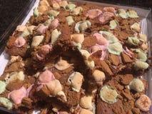 S& x27; meer brownies Stock Fotografie