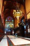 ` S Memorial Hall da Universidade de Harvard Foto de Stock Royalty Free