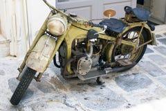 1930's Military Motorbike Stock Photos