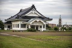 ` S Mirai Department Memorial Hall de Hall Children da cidade de Hakodate fotografia de stock royalty free