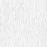 S?ml?s modell av tunna linjer, tr?texturbakgrund Ljus - gr? tr?textur Vektortapet stock illustrationer