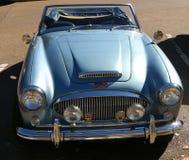 1960's Model British Austin Healey Motorcar Stock Photo