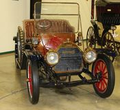 1800's Model Haynes Antique buggy style Automobile Royalty Free Stock Images