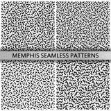 80s - modelos de 90s Memphis libre illustration