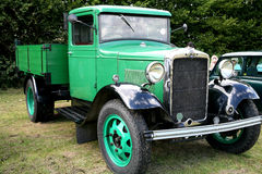 1930s Morris Commercial truck. Royalty Free Stock Photo