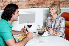 It's my great time with you stock image