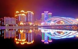 's nachts Duyun Stock Afbeeldingen
