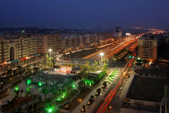 's nachts Foshan Royalty-vrije Stock Foto
