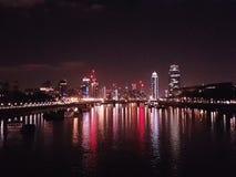 's nachts Londen Royalty-vrije Stock Fotografie