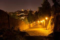 's nachts Rome Royalty-vrije Stock Foto
