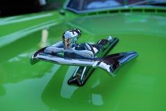 1950s Nash kapiszonu ornamentu George bogini Drobny Latający skrzydło obrazy royalty free