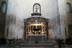 S.nicolas cathedral Stock Photos
