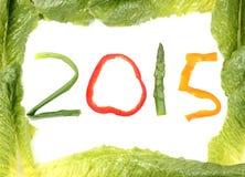 s nowego roku Fotografia Royalty Free
