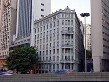São Paulo cityscape Stock Photo