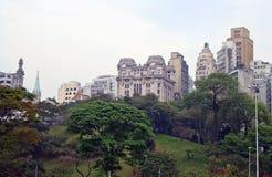 São Paulo cityscape Stock Images