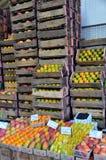 São Paulo Municipal Market Stock Image