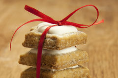 Słodcy ciastka Zdjęcie Royalty Free