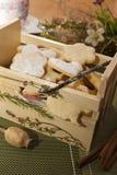 Słodcy ciastka Fotografia Royalty Free